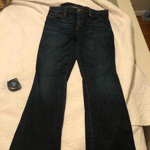 Joe's Jeans, size 29, bootcut